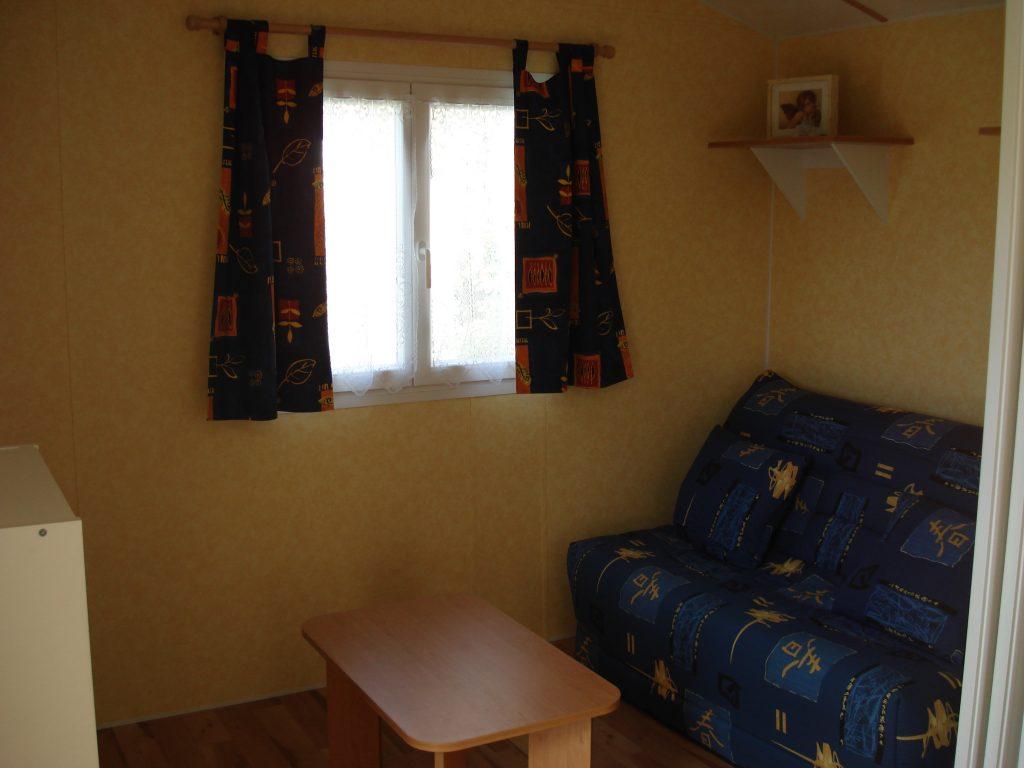 Location mobil-home Modulo avec terrasse Pouldreuzic Finistère-Sud