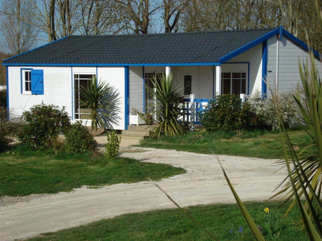 Location chalet Pouldreuzic Finistère-Sud