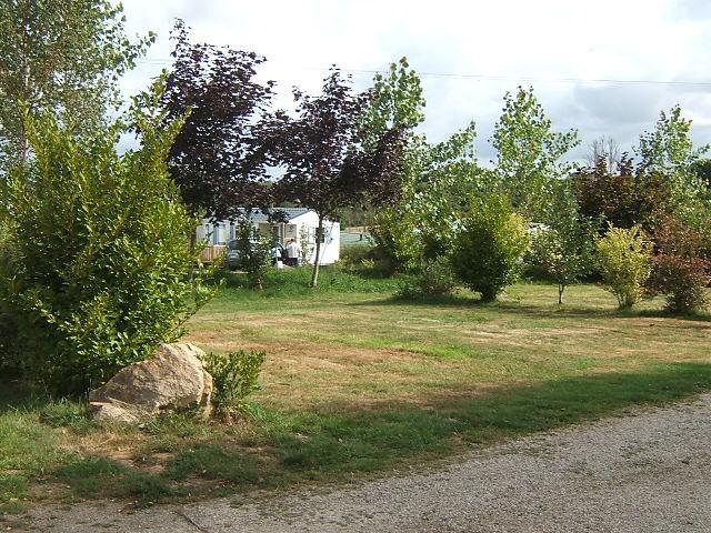 Camping Pouldreuzic paysage